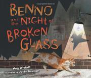 Cover art for BENNO AND THE NIGHT OF BROKEN GLASS