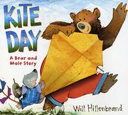Book Cover for KITE DAY