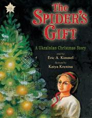 Cover art for THE SPIDER'S GIFT