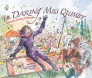 Book Cover for THE DARING MISS QUIMBY