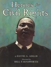 Cover art for HEROES FOR CIVIL RIGHTS