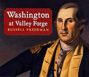 Book Cover for WASHINGTON AT VALLEY FORGE