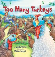 Cover art for TOO MANY TURKEYS