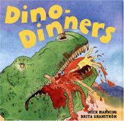 Cover art for DINO-DINNERS