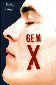 Book Cover for GEM X