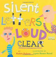 Book Cover for SILENT LETTERS LOUD AND CLEAR