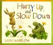 Cover art for HURRY UP AND SLOW DOWN