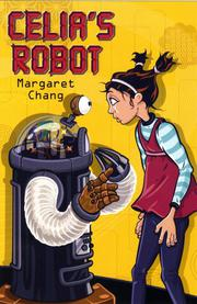 Cover art for CELIA'S ROBOT
