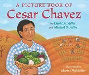 Cover art for A PICTURE BOOK OF CESAR CHAVEZ