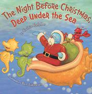 Cover art for THE NIGHT BEFORE CHRISTMAS, DEEP UNDER THE SEA