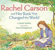 Cover art for RACHEL CARSON AND HER BOOK THAT CHANGED THE WORLD