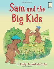 Cover art for SAM AND THE BIG KIDS