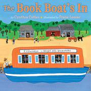 Cover art for THE BOOK BOAT'S IN