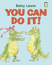 Book Cover for YOU CAN DO IT!
