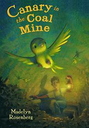 Cover art for CANARY IN THE COAL MINE