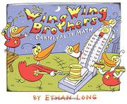 Book Cover for THE WING WING BROTHERS CARNIVAL DE MATH