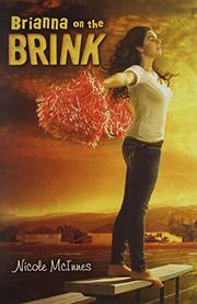 Cover art for BRIANNA ON THE BRINK
