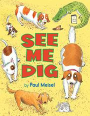 Cover art for SEE ME DIG