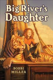 Cover art for BIG RIVER'S DAUGHTER