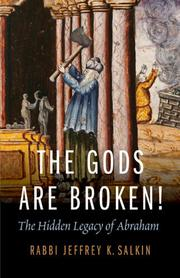 Cover art for THE GODS ARE BROKEN!