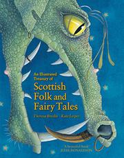 Book Cover for AN ILLUSTRATED TREASURY OF SCOTTISH FOLK AND FAIRY TALES
