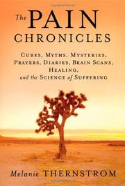Cover art for THE PAIN CHRONICLES