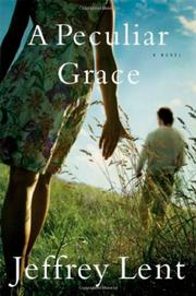 Cover art for A PECULIAR GRACE