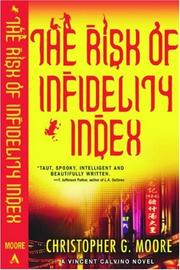Book Cover for THE RISK OF INFIDELITY INDEX