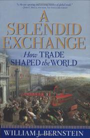 Cover art for A SPLENDID EXCHANGE