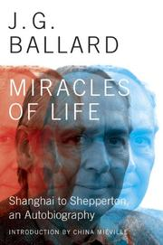 Book Cover for MIRACLES OF LIFE
