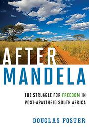 Cover art for AFTER MANDELA