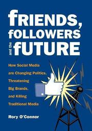 Cover art for FRIENDS, FOLLOWERS AND THE FUTURE