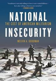 Cover art for NATIONAL INSECURITY
