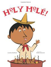 Book Cover for HOLY MOLÉ!