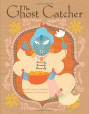 Cover art for THE GHOST CATCHER