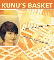 Book Cover for KUNU'S BASKET