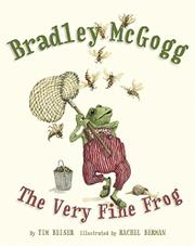 Book Cover for BRADLEY MCGOGG