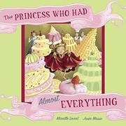 Cover art for THE PRINCESS WHO HAD ALMOST EVERYTHING