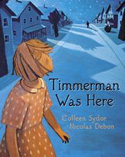 Cover art for TIMMERMAN WAS HERE