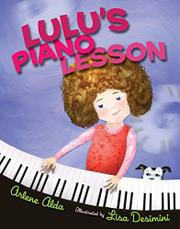 Cover art for LULU'S PIANO LESSON