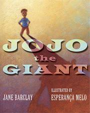 Book Cover for JOJO THE GIANT