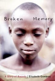 Book Cover for BROKEN MEMORY