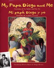 Book Cover for MY PAPA DIEGO AND ME/MI PAPÁ DIEGO Y YO