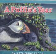 Cover art for A PUFFIN'S YEAR