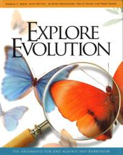 Cover art for EXPLORE EVOLUTION