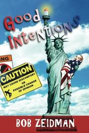 Book Cover for GOOD INTENTIONS