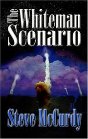 Book Cover for THE WHITEMAN SCENARIO