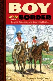 Book Cover for BOY OF THE BORDER