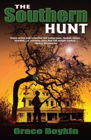 Cover art for SOUTHERN HUNT