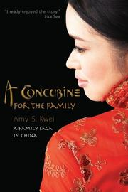 Cover art for A CONCUBINE FOR THE FAMILY